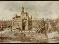 Unieke oude foto van kasteel Wijchen opgedoken: 'De details zijn echt bijzonder'