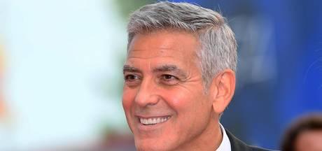 George Clooney maakt comeback op televisie in 2018