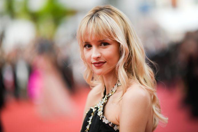 Angèle, au festival de Cannes, en mai 2019.
