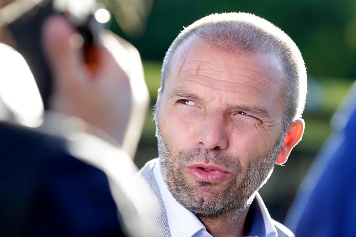 Maurice Steijn werd al gepolst door ADO Den Haag, maar wil niet tussentijds instappen.