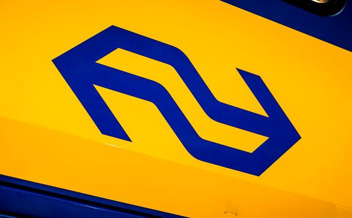 NS logo, foto ter illustratie.