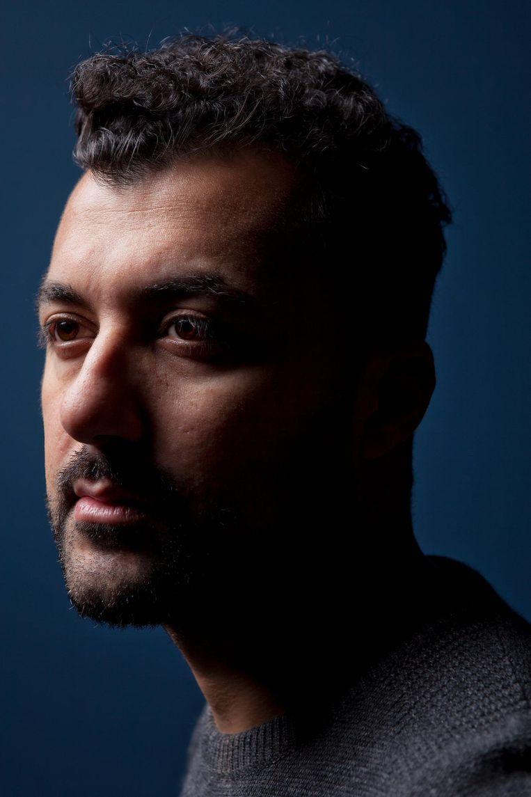 Özcan Akyol: 'Veel discussies, ook in jullie krant, denk ik, zijn Randstedelijke discussies' Beeld Mark Van Der Zouw