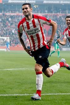 Eerste klap in topper blijkt daalder waard voor PSV