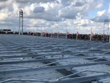 Zonnepanelen op dak Olympisch Stadion: is dat veilig?