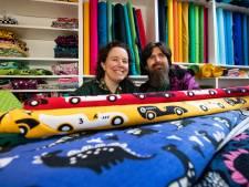 Alyson bouwt eigen 'Hazeltjes' fanclub met honderden stofminnende naaisters