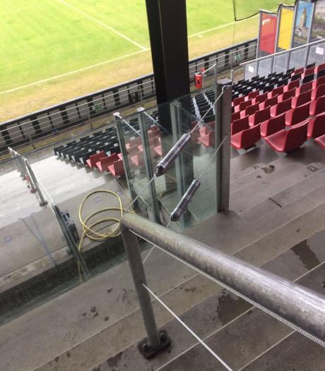 GA Eagles neemt maatregelen 'probleemvak' 19 voor veiligheid in stadion