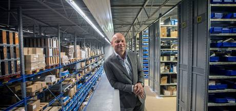 Oud Philips magazijn Mag45 kan nog veel meer 'klein spul' verkopen