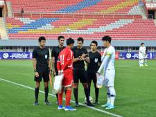 """""""Comme la guerre"""": l'expérience surréelle des footballeurs sud-coréens au Nord"""
