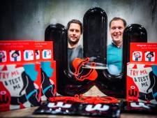 Delfts condoom maatje te groot voor Chinezen