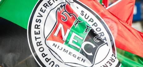 NEC geeft vijf talenten eerste profcontract