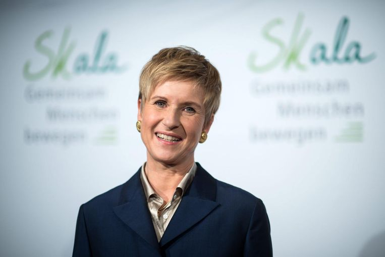 Susanne Klatten Beeld epa