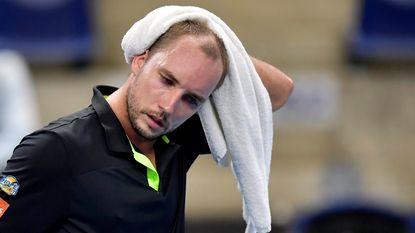 Darcis twee weken aan de kant - Duitse Görges pakt derde WTA-titel - droomjaar voor Mertens
