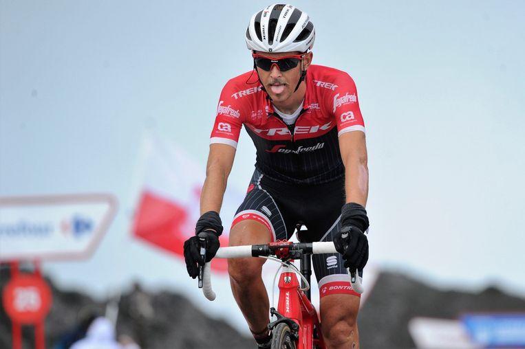 Peter Stetina is aan zijn derde jaar bezig bij Trek.