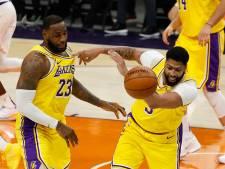 Les Lakers favoris à leur succession après une très courte intersaison