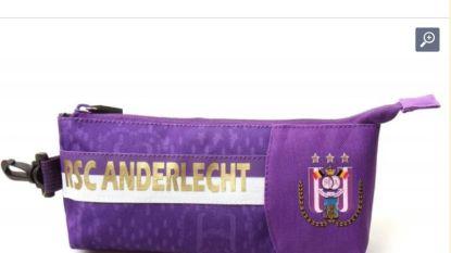 Nu al te koop op 2dehands.be: de paarse pennenzak uit de schooltijd van Vanhaezebrouck