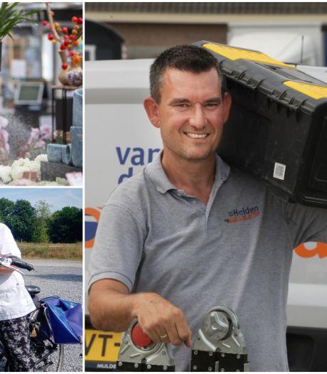 Deze helden werken door in de hitte: 'Alsof ik word voorgecremeerd'