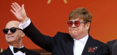 Elton John a fait ses adieux au public belge