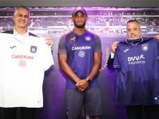 Adieu au sponsor historique, Anderlecht présente ses nouveaux maillots