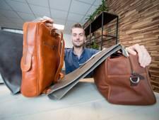 Maikel Huurneman na studie bouwkunde groot in tassen
