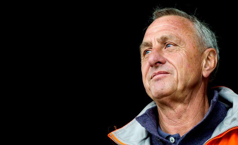 Johan Cruyff Foundation eist verbod op biografie - Parool.nl