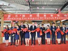 Ondernemerspaviljoen in China zet Tilburgse spoorverbinding kracht bij