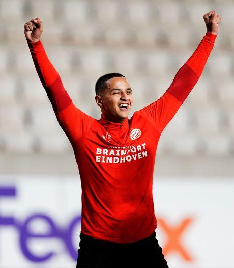 PSV probeert er ondanks alles het beste van te maken op Cyprus