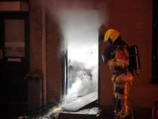 Veel rookontwikkeling bij woningbrand in Nijmegen