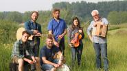 Nieuwe folkgroep speelt debuut op Bellerock