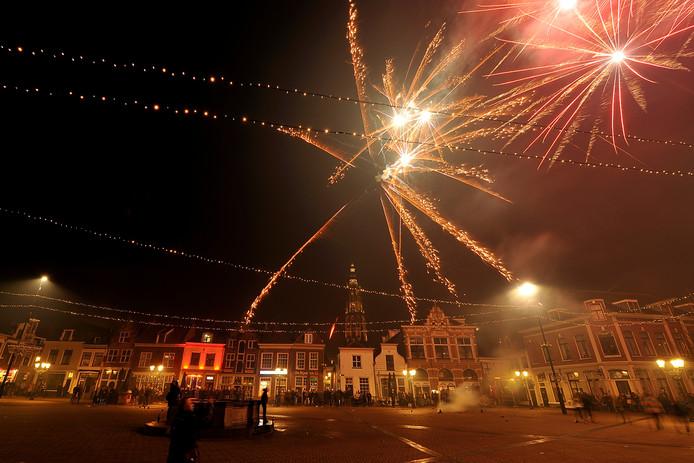 Feest op de Hof in Amersfoort.