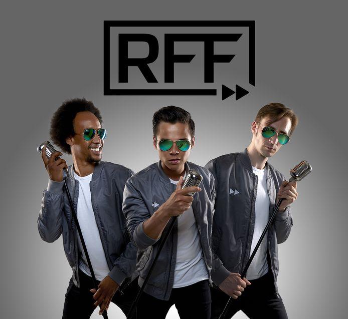 De band RFF staat op de affiche van Marktrock Poperinge