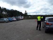 Nog geen vuurwerk aangetroffen bij eerste grenscontrole van het jaar in Goirle, wel aanhoudingen