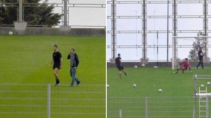 """Ronaldo ontketent stormpje door geheime training in groep, overheid grijpt in: """"Neen, hij heeft geen privileges"""""""