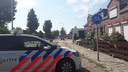 Antwerpsestraatweg in Bergen op Zoom afgezet vanwege mogelijk gevonden explosief voor de Pure Lounge.