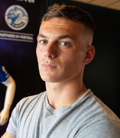 Jizz Hornkamp: de rechtsback die zich spits voelt en dat wil bewijzen bij FC Den Bosch