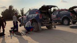 """Rotdag voor Colsoul in Dakar: """"De rally is om zeep en dat is zonde"""""""