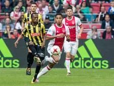 Serero twijfelgeval bij Vitesse voor duel met Nice
