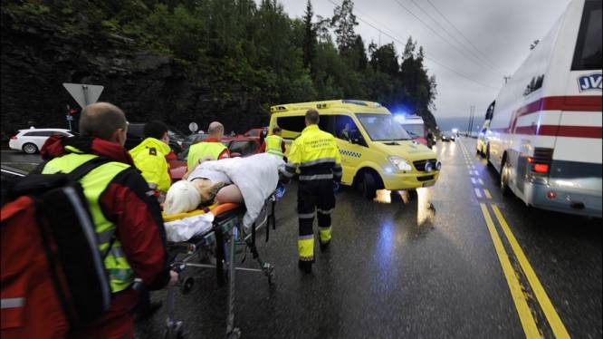 32-jarige verdachte bekent schietpartij in Noorwegen