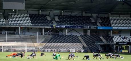 Duitse doelman op proef bij Heracles