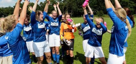 Degradatie een feit voor tweede vrouwenelftal Bavel