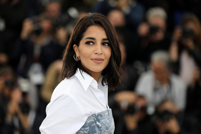 Leïla Bekhti, à Cannes, en mai 2018.