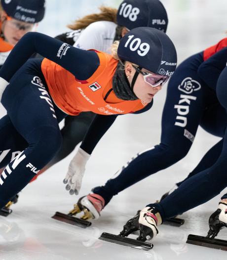 Twee keer goud voor Xandra Velzeboer op WK junioren