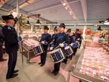 Lemelerveldse supermarkt feestelijk heropend