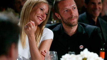 Gwyneth Paltrow gaat op huwelijksreis en neemt... haar ex Chris Martin mee