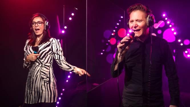 Wouter van 'Idool' en Katerine van 'Star Academy' zingen duet op Q-music