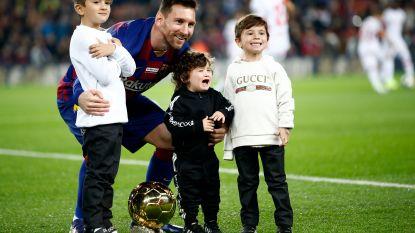 Wéér hattrick, wéér record voor Messi