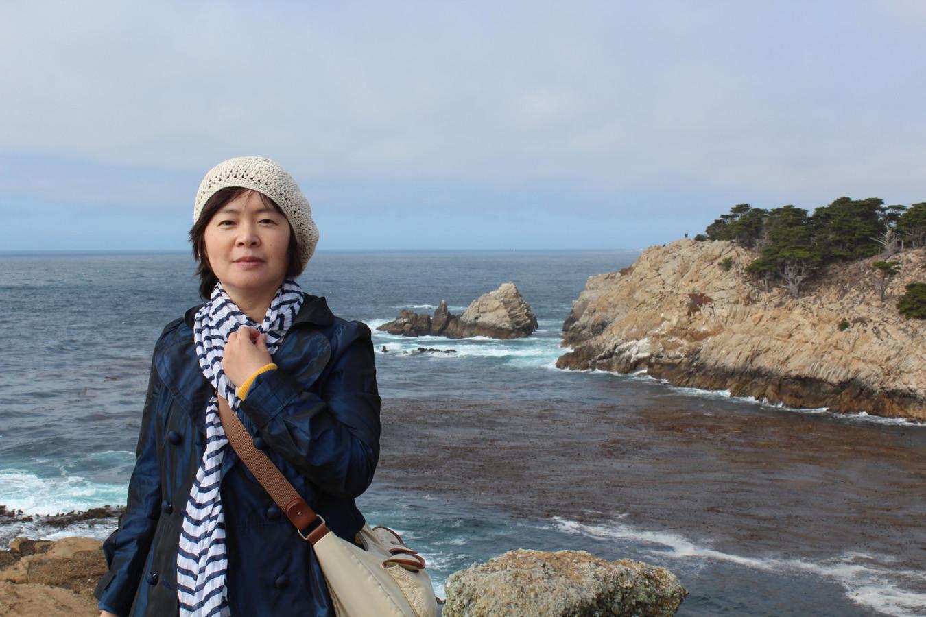Weiming Ren, de eerste vrouw die ASML Fellow werd.