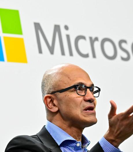 Microsoft steekt een miljard in AI-onderzoek: 'Kan de koers van de mensheid bepalen'
