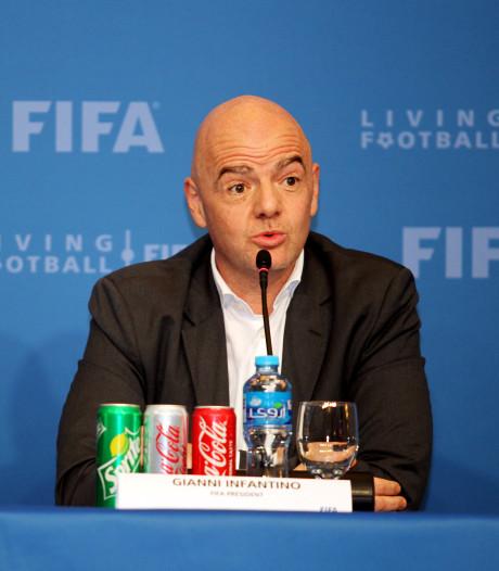 Infantino: Ik heb massaal steun voor WK met 48 landen in 2022