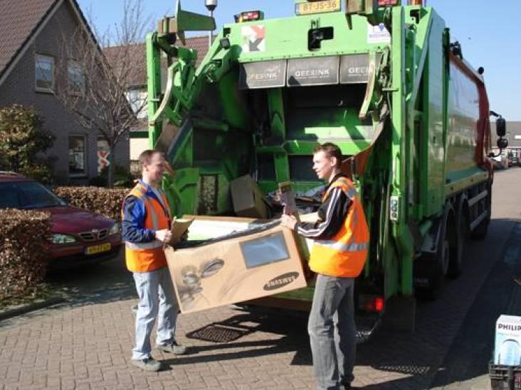Nieuw ophaalsysteem in Goirle in de maak: op naar drie containers en beter scheiden