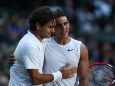 Federer-Nadal: retrouvailles des artistes onze ans après le chef d'œuvre du siècle